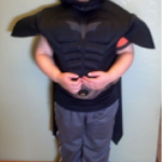 Leukemia patient suits up and fights his demons for a day