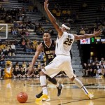 Mizzou Basketball suspends forwards Gant, Woods