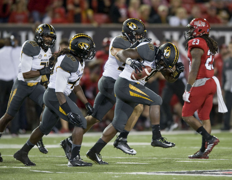 Mizzou defeats Arkansas State with second half comeback