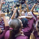 Volleyball: Tigers handed first home loss of season in battle for first place in SEC