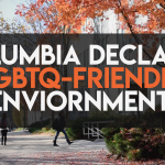 Columbia achieves top marks for LGBTQ-friendly environment