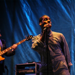 Leon Bridges takes Columbia to the river at Roots N Blues