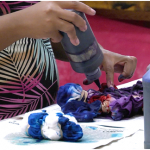 Crafternoon Embraces Tie-Dye