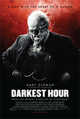"""Darkest Hour"" poster"