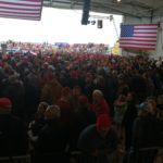 Trump campaigns for Hawley during Columbia rally