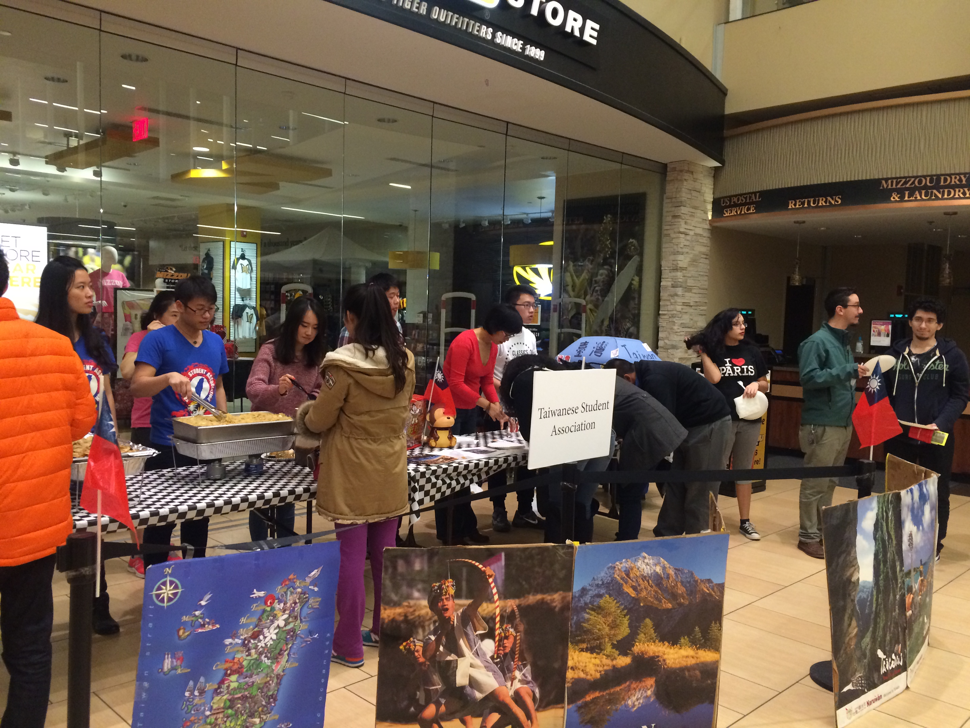 International students collaborate to satisfy appetites of MU Students