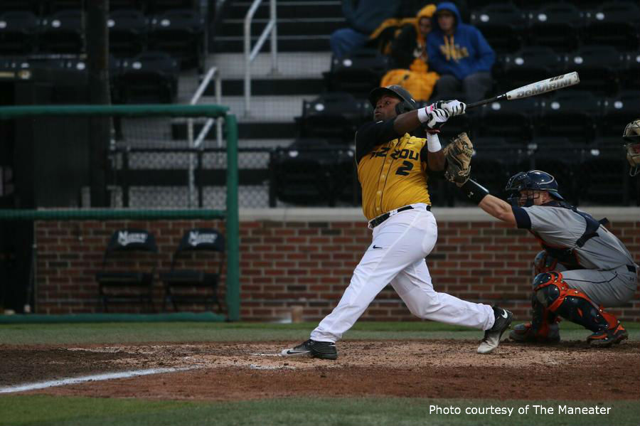 Missouri baseball ends seven-game losing streak