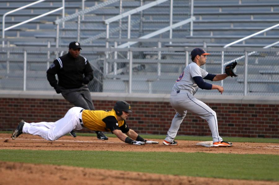 Mizzou baseball walks to 20th straight win