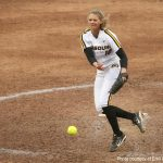 Mizzou softball takes doubleheader against Western Illinois