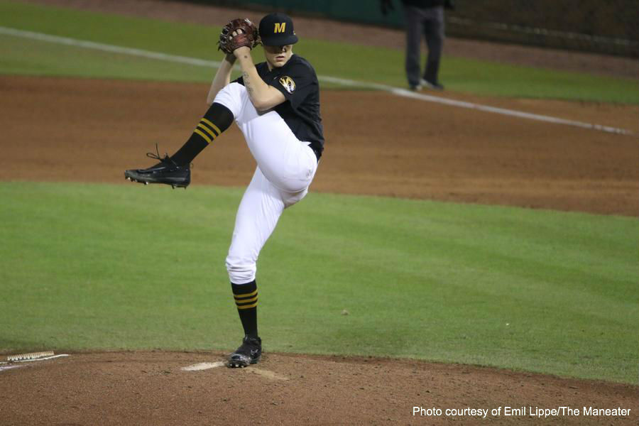 Mizzou baseball topples Arkansas-Pine Bluff in series finale