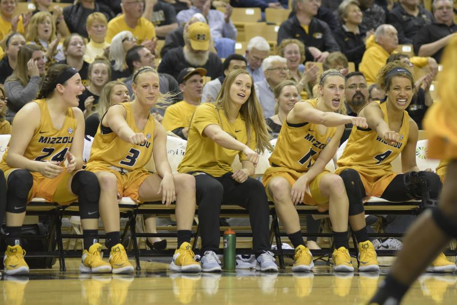 Last second shot launches Mizzou to second round
