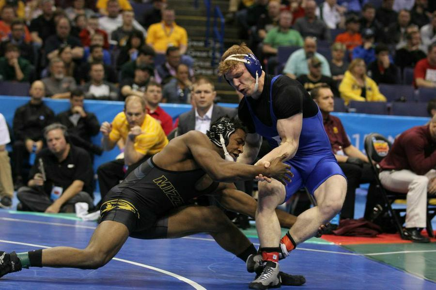 Mizzou wrestling wins sixth straight conference title