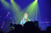 """R&B artist JoJo, 26, takes the stage at The Blue Note. She opens with the song """"Clovers"""" from her latest album, """"Mad Love""""."""