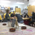 Craft Studio Hosts Party for MU Families