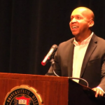 NYU Law Professor speaks at MU on mass incarceration