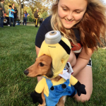 Howl-o-Ween Takes Over Kuhlman Court and Our Hearts