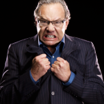 Q & A with stand-up comedian Lewis Black.