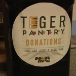 Pilot Program Allows Students to Transfer Swipes to Tiger Pantry