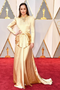 Daisy Johnson at 2017 Oscars
