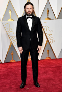 Casey Affleck at 2017 Oscars