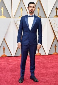 Riz Ahmed at 2017 Oscars