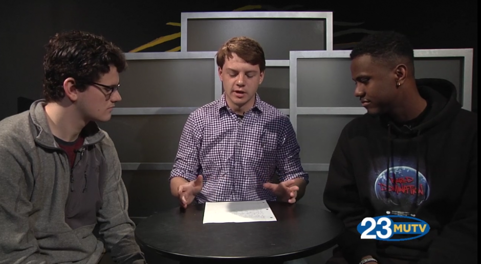 Jacob Douglas was joined by Liam Quinn and Noah McGee to talk about the state of the rap scene.
