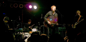 "Spoon recently released new album, ""Hot Thoughts"""