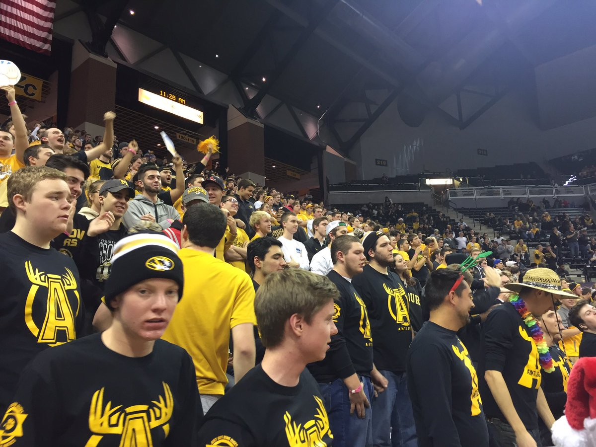 Mizzou blown out by Arizona