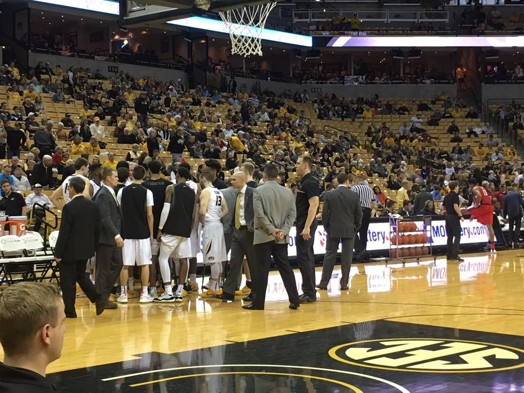 Mizzou set to begin Anderson's final SEC tournament