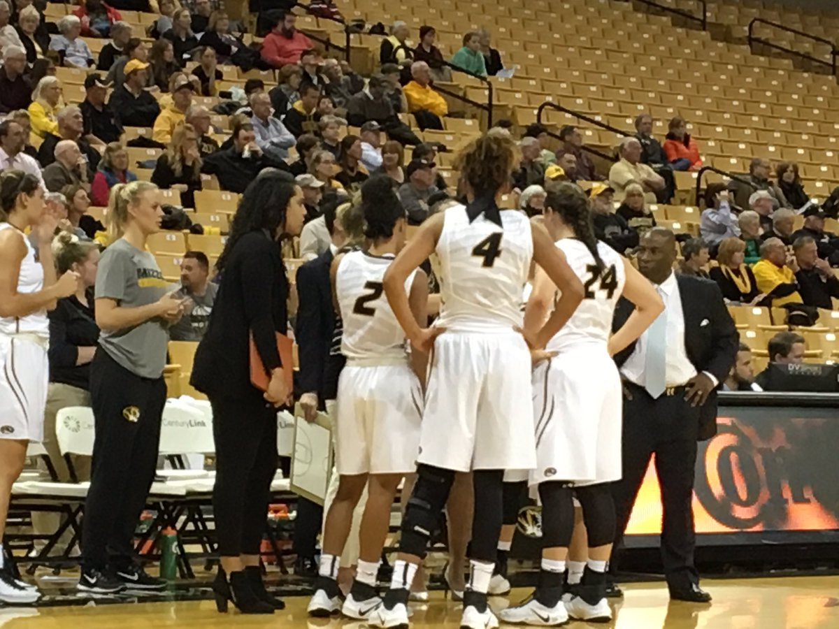 Mizzou women's basketball regains its mojo against SIUE