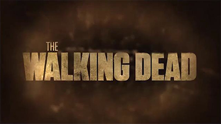 """The Walking Dead"" logo"