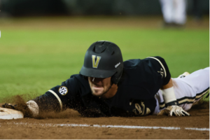 MU baseball loses fourth straight game to Vanderbilt- March 26, 2016