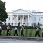 Armed Intruder Enters White House