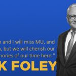 Interim Chancellor Folley Leaving MU for New York Institute of Technology