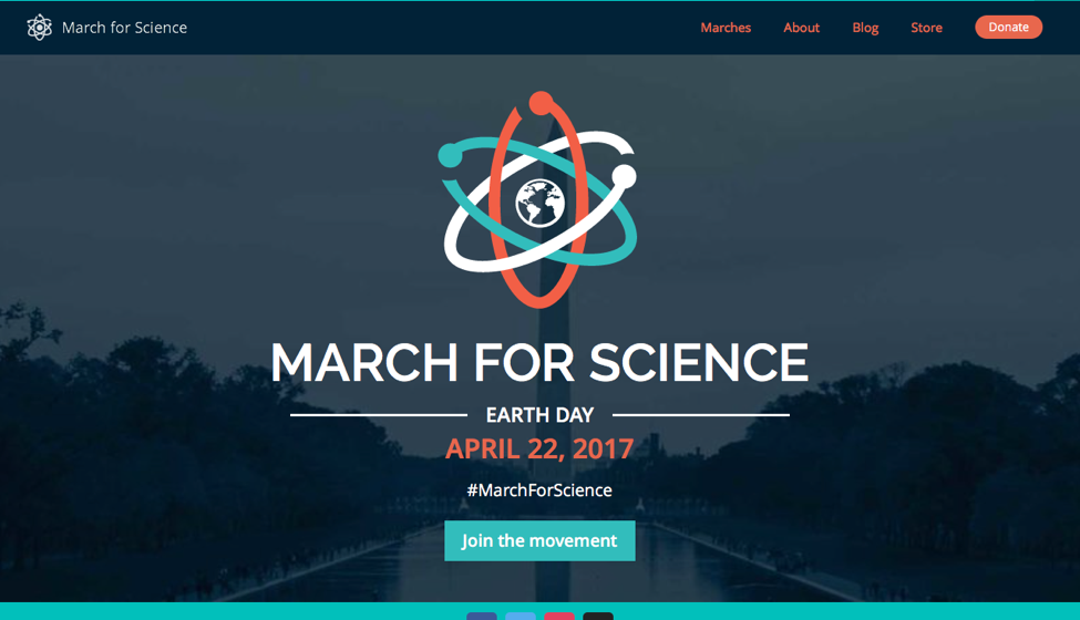 Columbia Will Hold March as Part of National Initiative to Raise Awareness About Science Funding