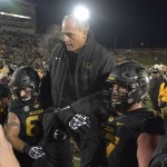 Winningest coach in Missouri history loses final game at home